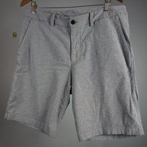 Lululemon The Works Shorts Men's Gray